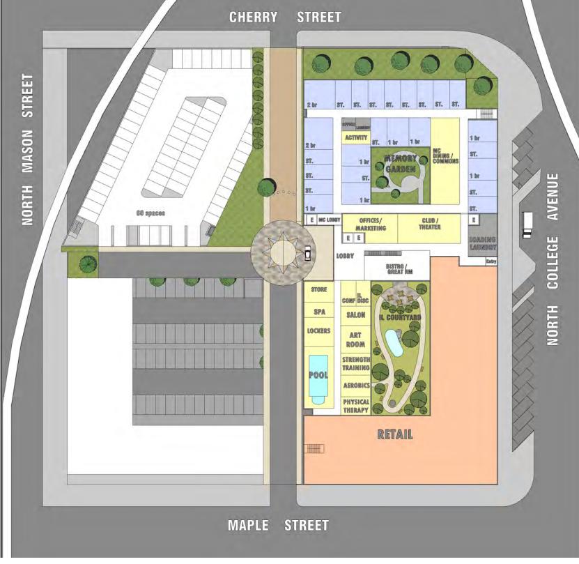 Block 23 Site Plan